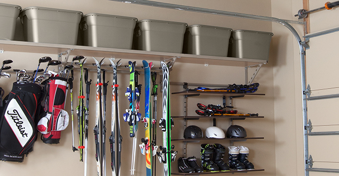 Garage Shelving Treasure Coast